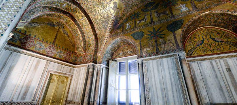 Fondazione Federico II - Sala di Ruggero
