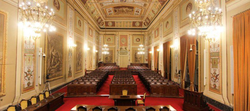 Fondazione Federico II - Sala d'Ercole