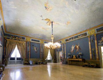 Fondazione Federico II - Sala Pompeiana