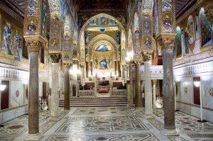 Cappella Palatina - Vista della Cappella Palatina
