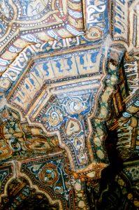 Cappella Palatina - Dettagli Lignei